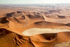 Namib aus der Luft