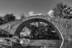 Venezianische Brücke am Lybischen Meer