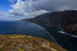 Der Augenblick des Regenbogens