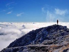 Perspektiven - auf'm Berg