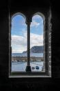 Durchs Fenster - Meer