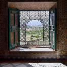 Durchs Fenster - Orient