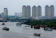 Der Fluß als Transportweg