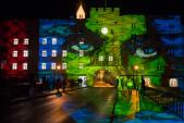 Wasserburg leuchtet (Annahme)