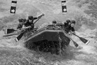 Nationalmannschaft Rafting