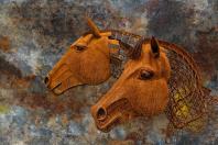 Rusty Horses