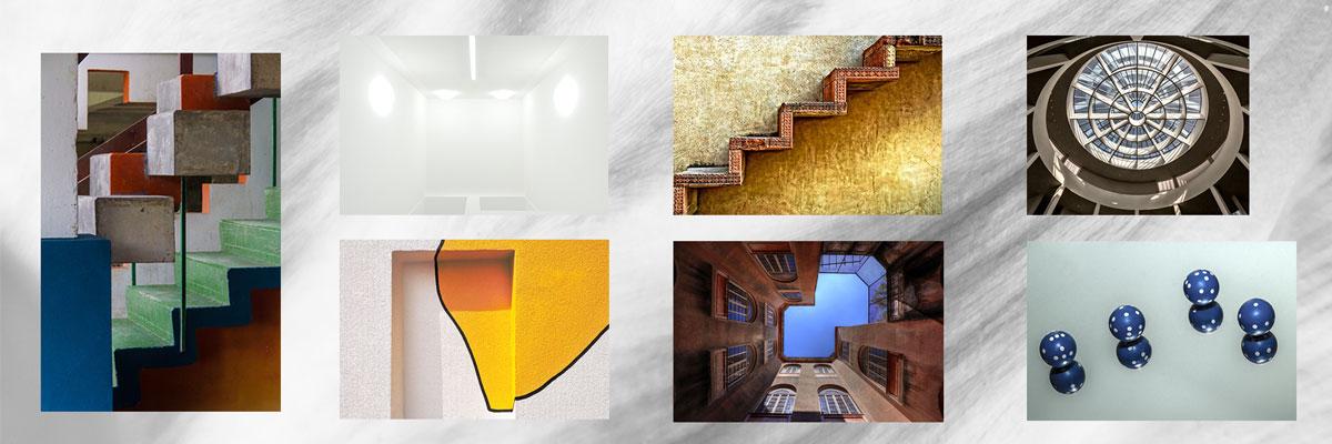 Linien -Strukturen - Formen