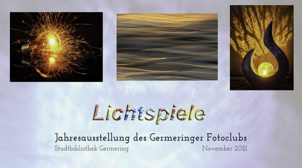 Jahresausstellung 2021 @ Stadtbibliothek Germering | Germering | Bayern | Deutschland